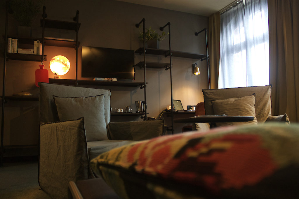 25 Hours Hotel Altes Hafenamt Hamburg M Room Setup