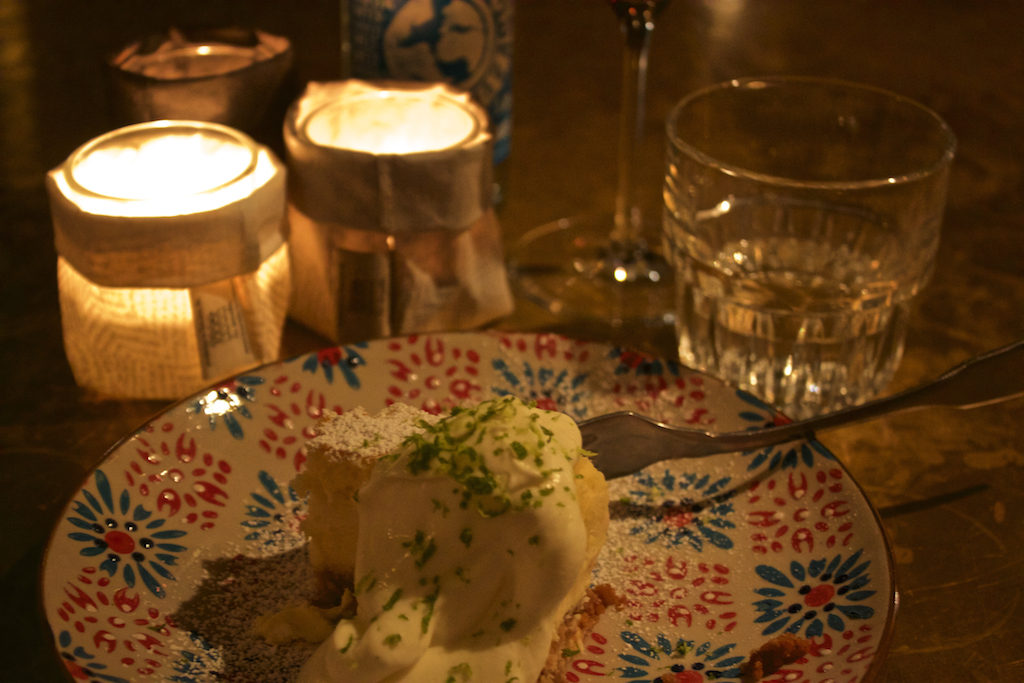25 Hours Hotel Hamburg Neni Dessert