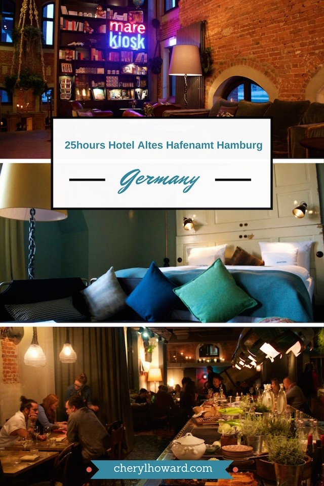 Germany Hotels- 25hours Hotel Altes Hafenamt Hamburg