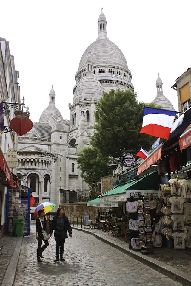 Paris Photos Around the Sacre Cour