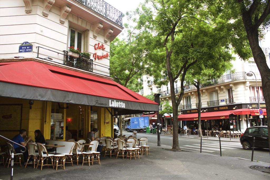Paris Photos - French Cafe