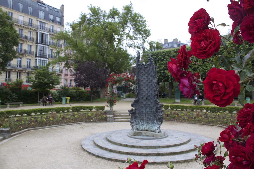 Paris Photos French Garden