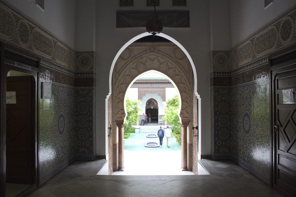 Paris Photos Grand Mosque