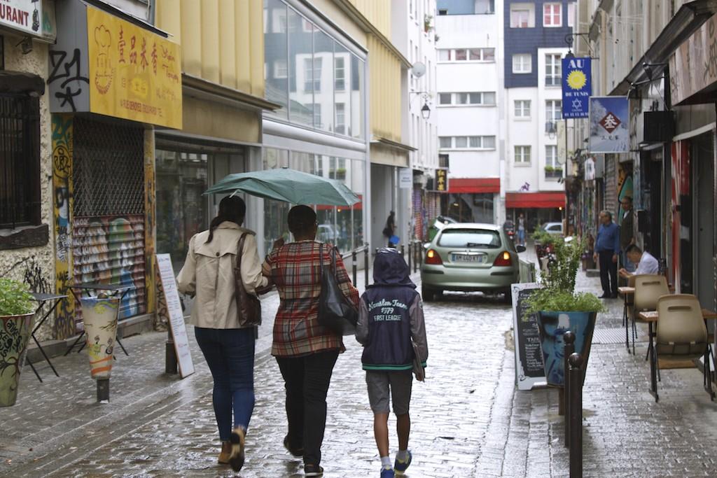 Paris Photos Rainy Day