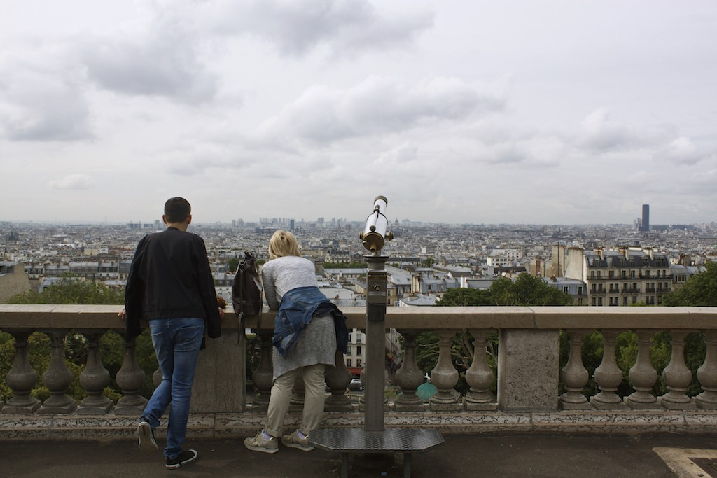Paris Photos - Sacre Cour Lookout