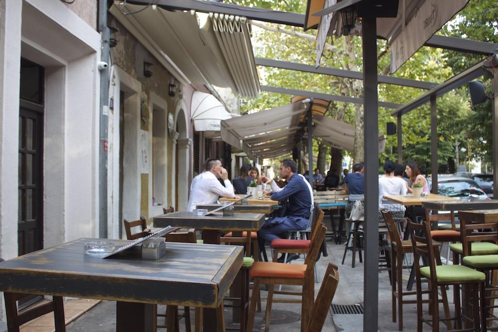 Visit Podgorica -Bokeska Street