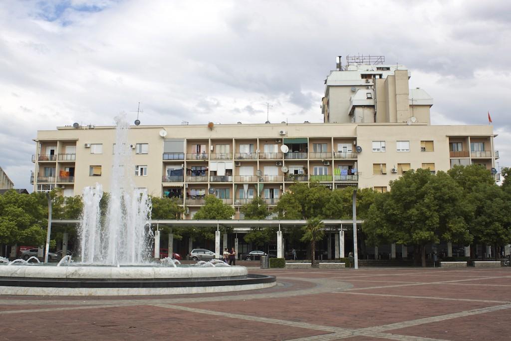 Visit Podgorica - Republic Square Fountain