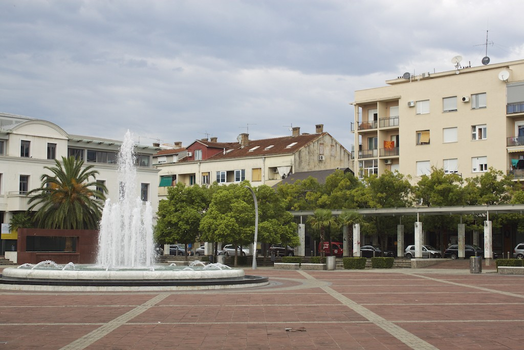 Visit Podgorica - Republic Square