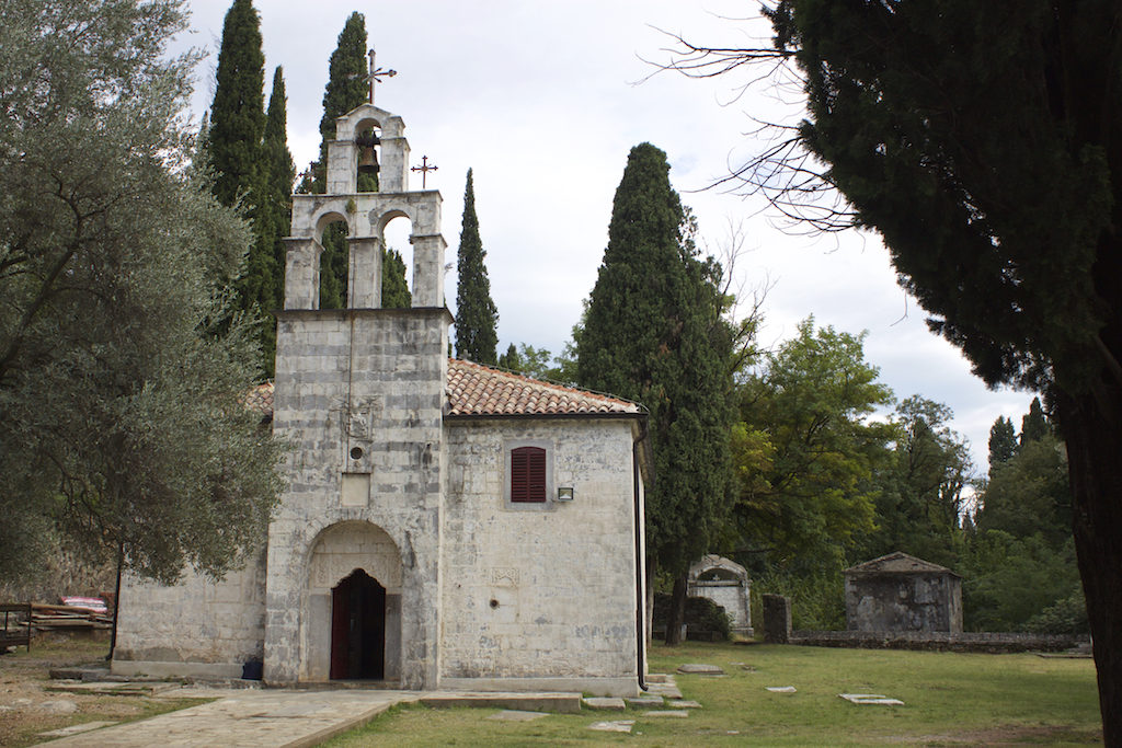 Visit Podgorica - St. George Church