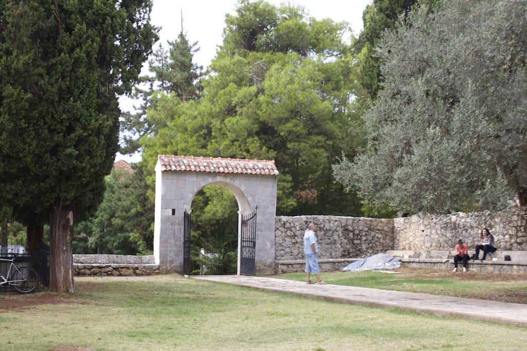 Visit Podgorica - St. George Church Grounds