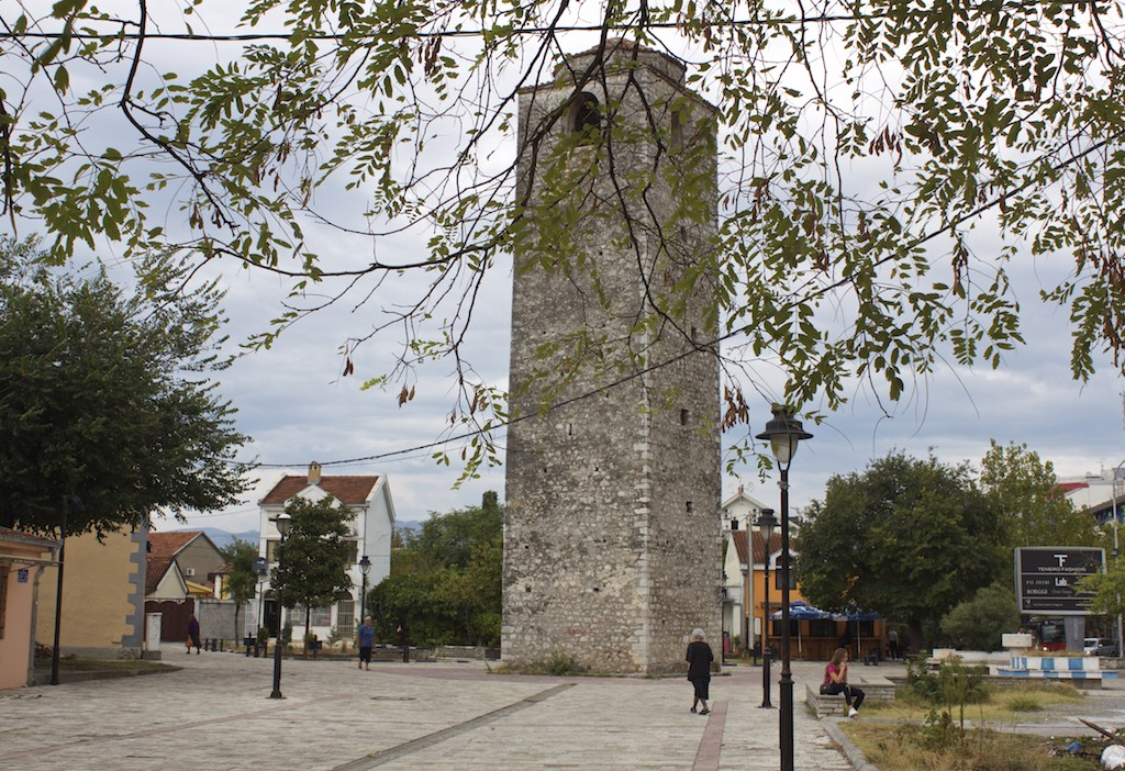 Visit Podgorica - The Clock Tower