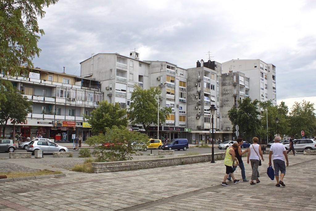 Visit Podgorica Tito Styled Buldings
