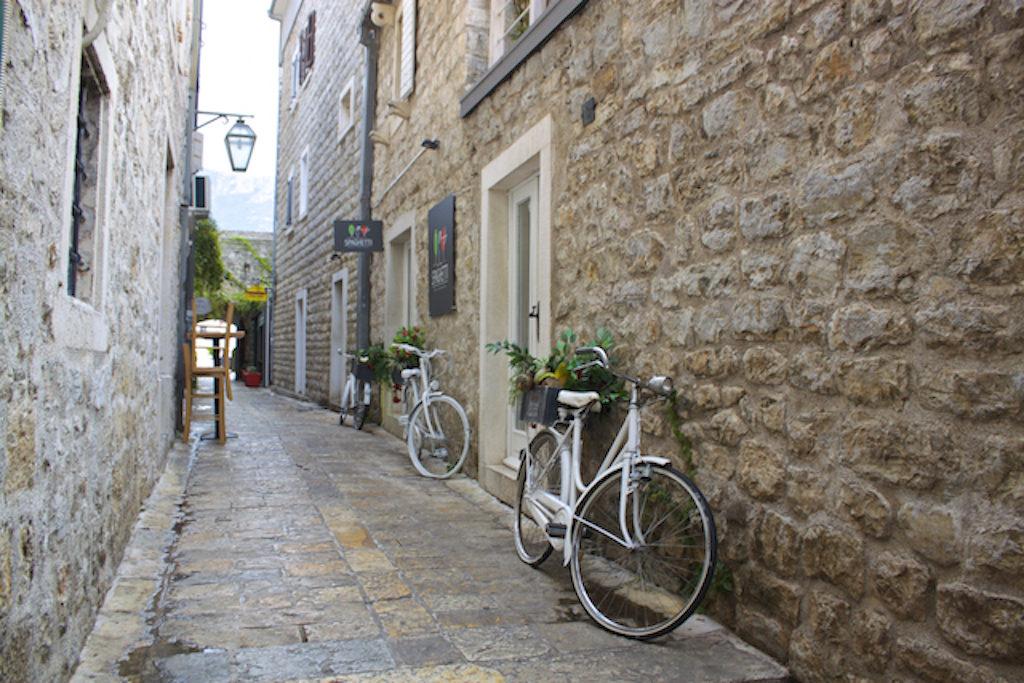 Budva Old Town - Bike