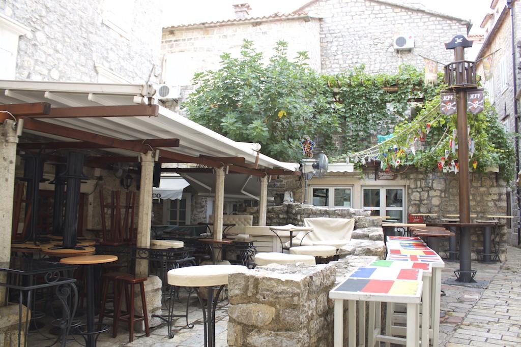 Budva Old Town - Restaurant