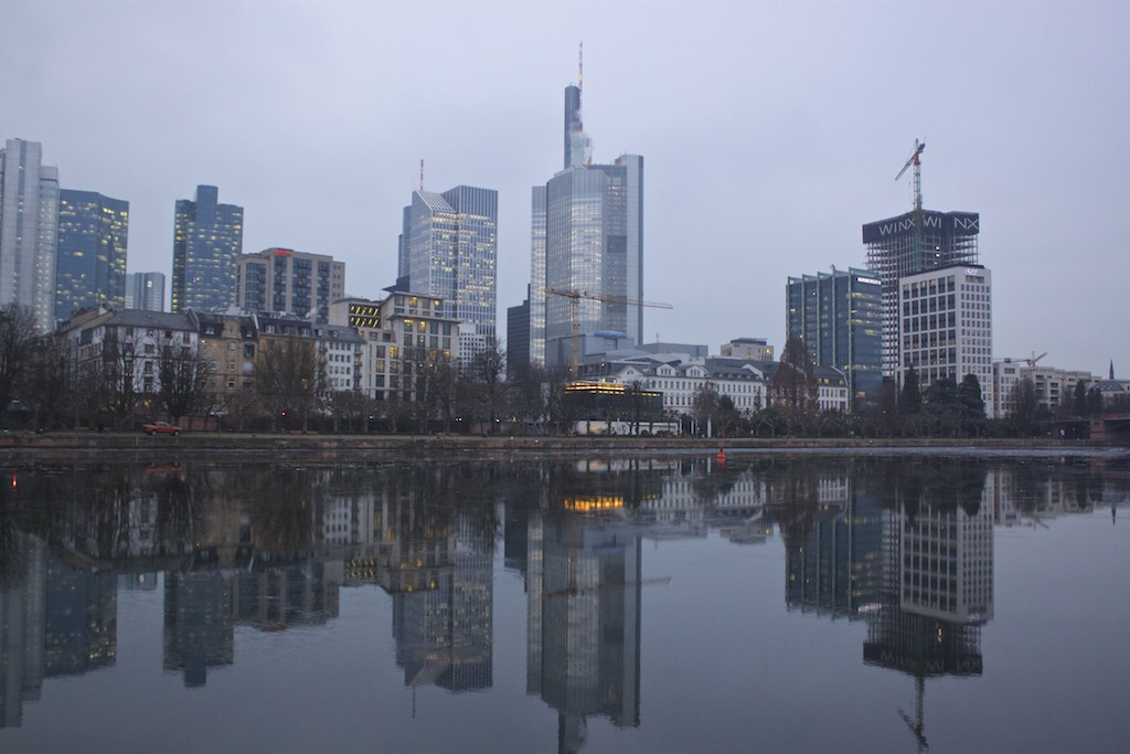 Frankfurt Photos - City Skyline
