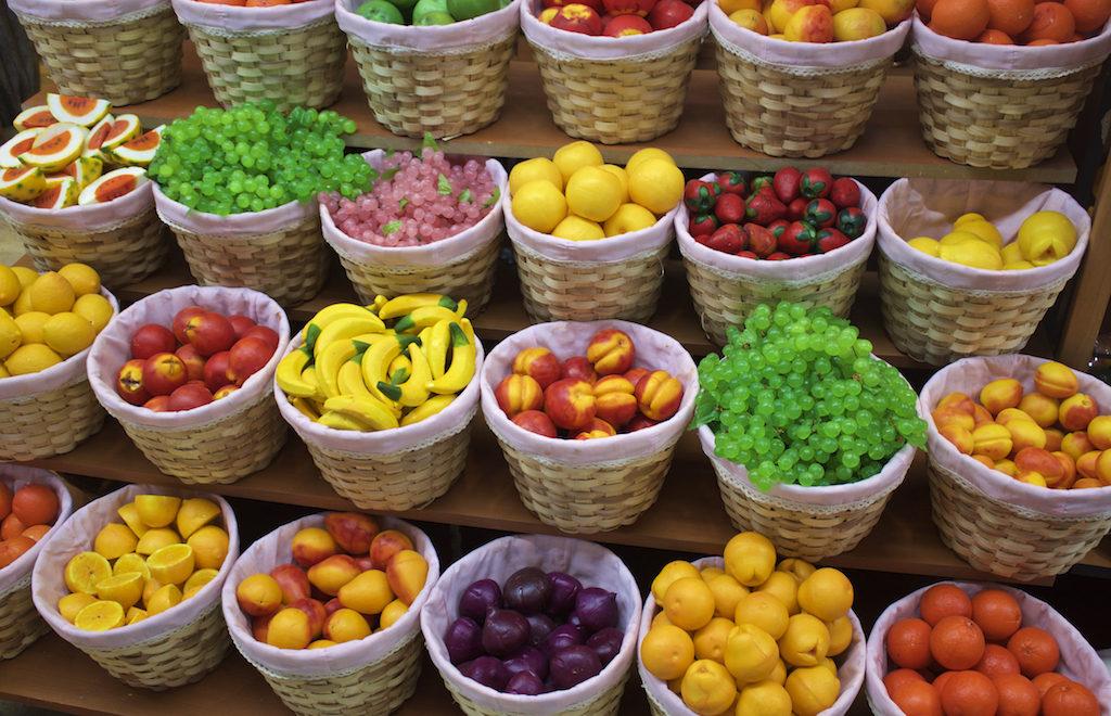 Things To Do in Edirne Turkey - Ali Pasha Bazaar Fruit Soaps