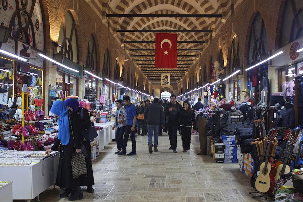 Things To Do in Edirne Turkey - Ali Pasha Bazaar Hall