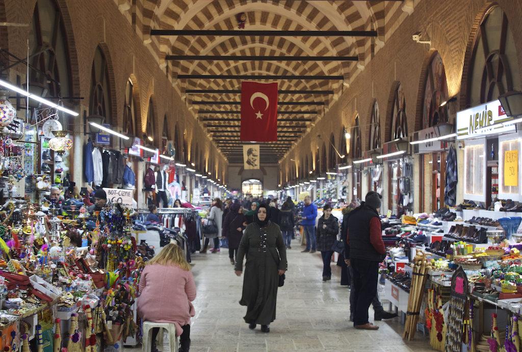 Things To Do in Edirne Turkey - Ali Pasha Bazaar Shopping
