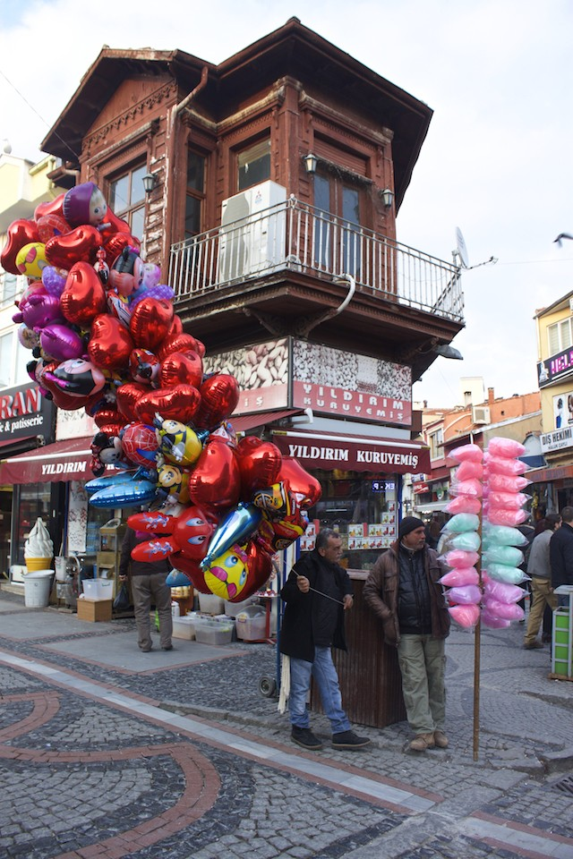 Things To Do in Edirne Turkey - Balloon Man