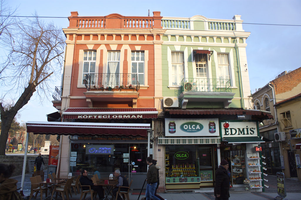 Things To Do in Edirne Turkey - Colourful Facades