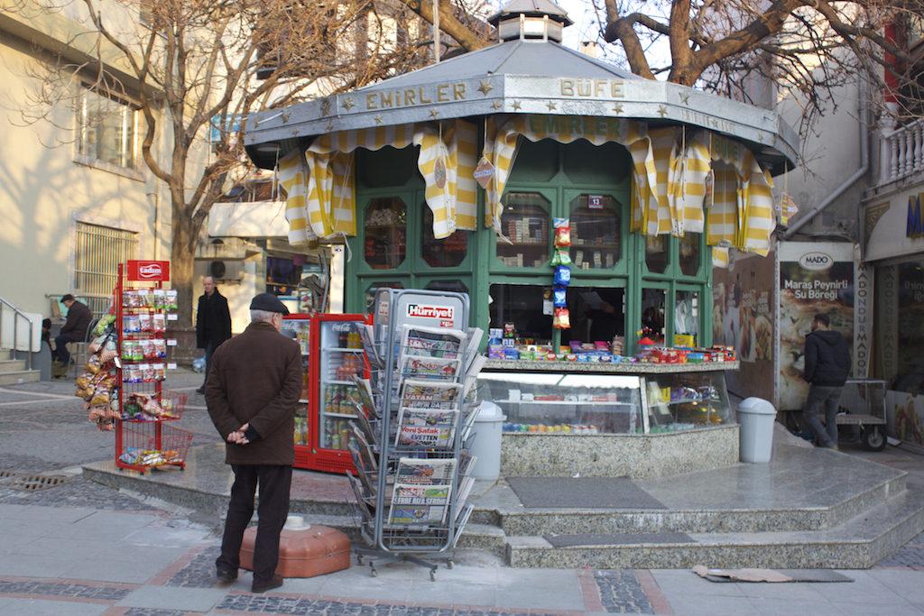 Things To Do in Edirne Turkey - Kiosk