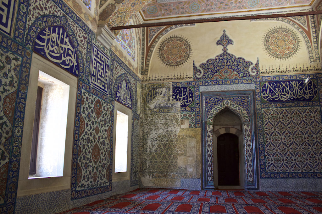 Things To Do in Edirne Turkey - Selimiye Mosque Patterns