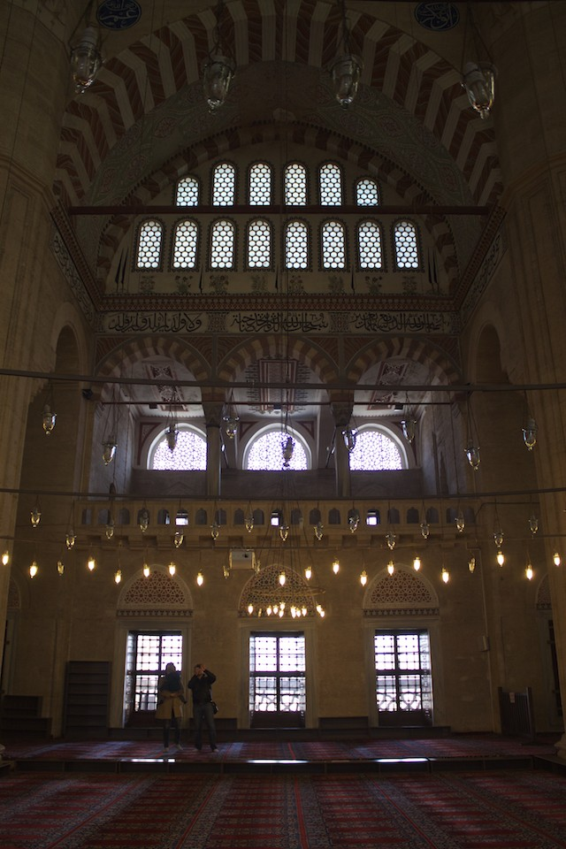 Things To Do in Edirne Turkey - Selimiye Mosque View
