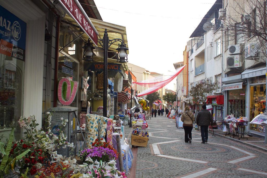 Things To Do in Edirne Turkey - Streets Near Bazaar