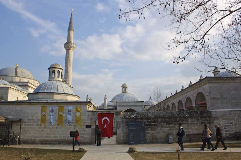 Things To Do in Edirne Turkey - Sultan Beyazıt II Mosque Complex