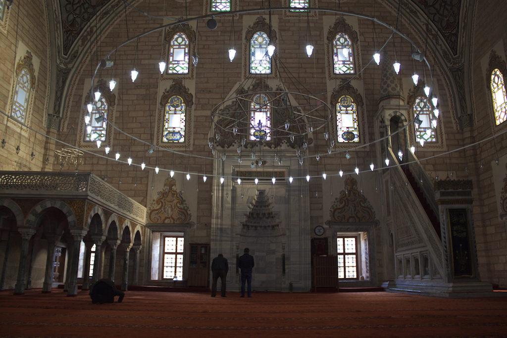 Things To Do in Edirne Turkey - Sultan Beyazıt II Mosque Interior