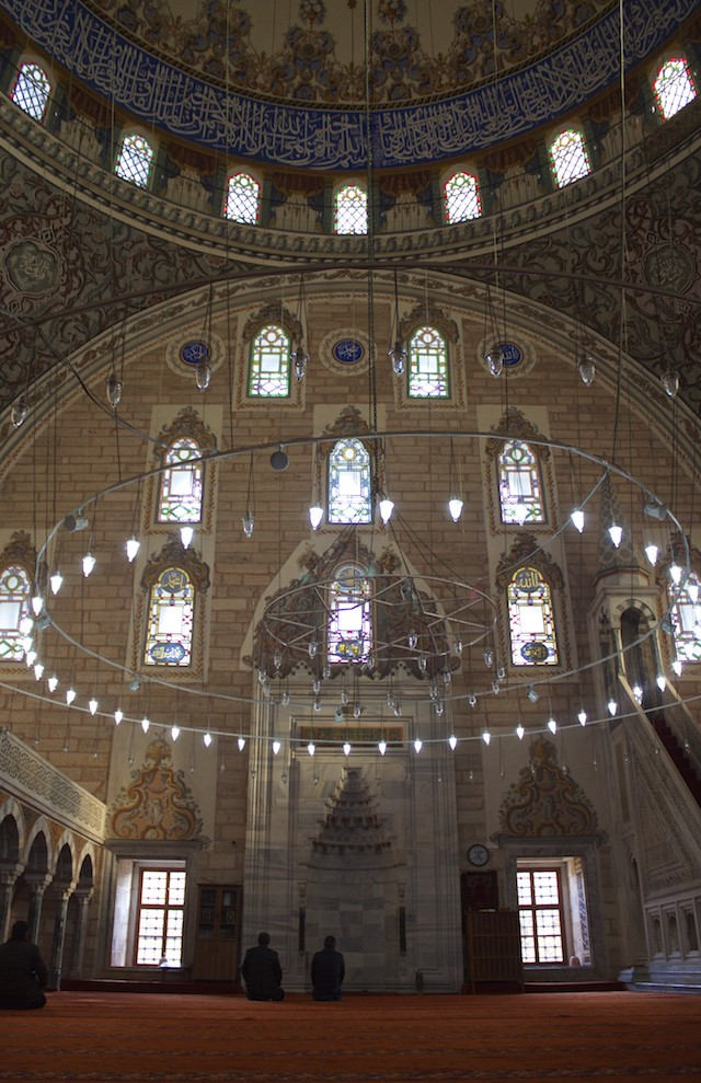 Things To Do in Edirne Turkey - Sultan Beyazıt II Mosque Interior Views