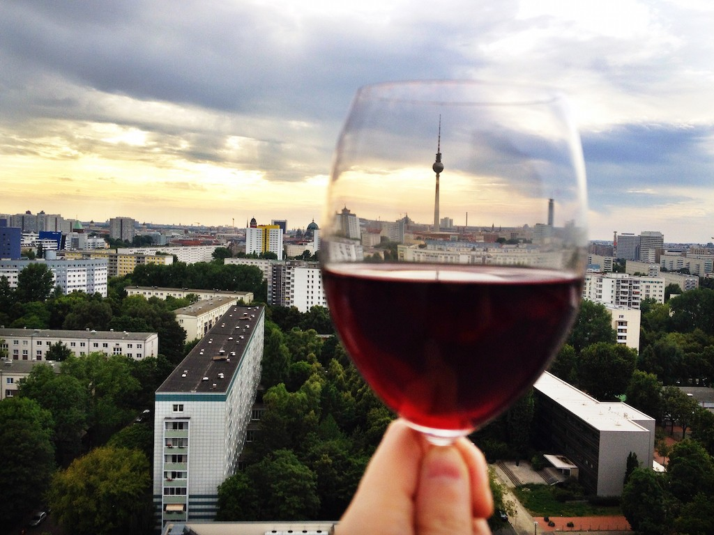 Berlin in a Wine Glass