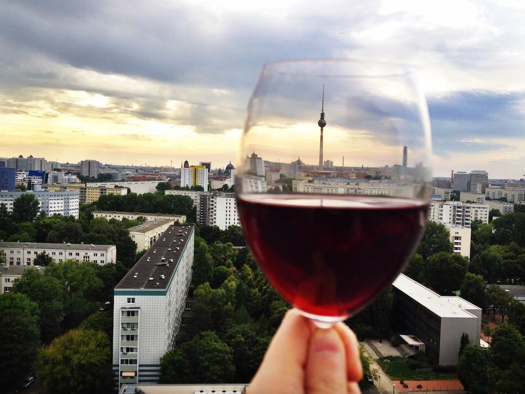Berlin in a Wine Glass