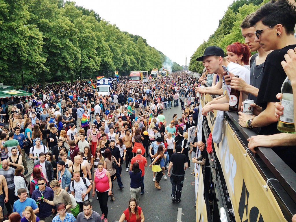 Cool and Alternative Things to Do in Berlin - CSD Street Party