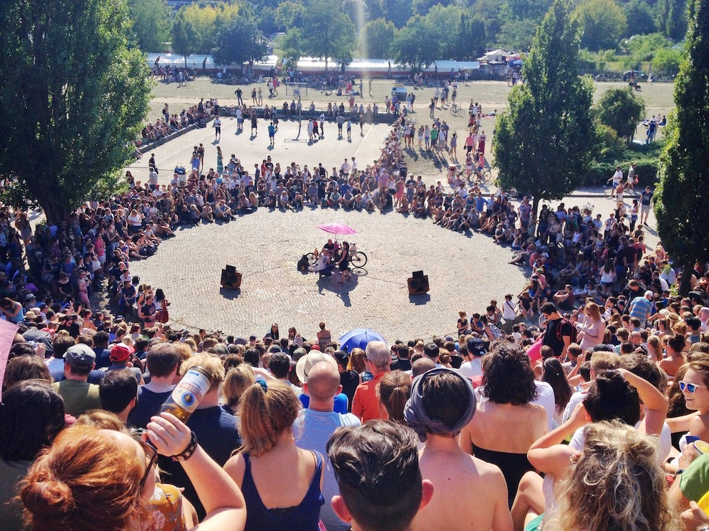 Cool and Alternative Things to Do in Berlin - Mauer Park Karaoke