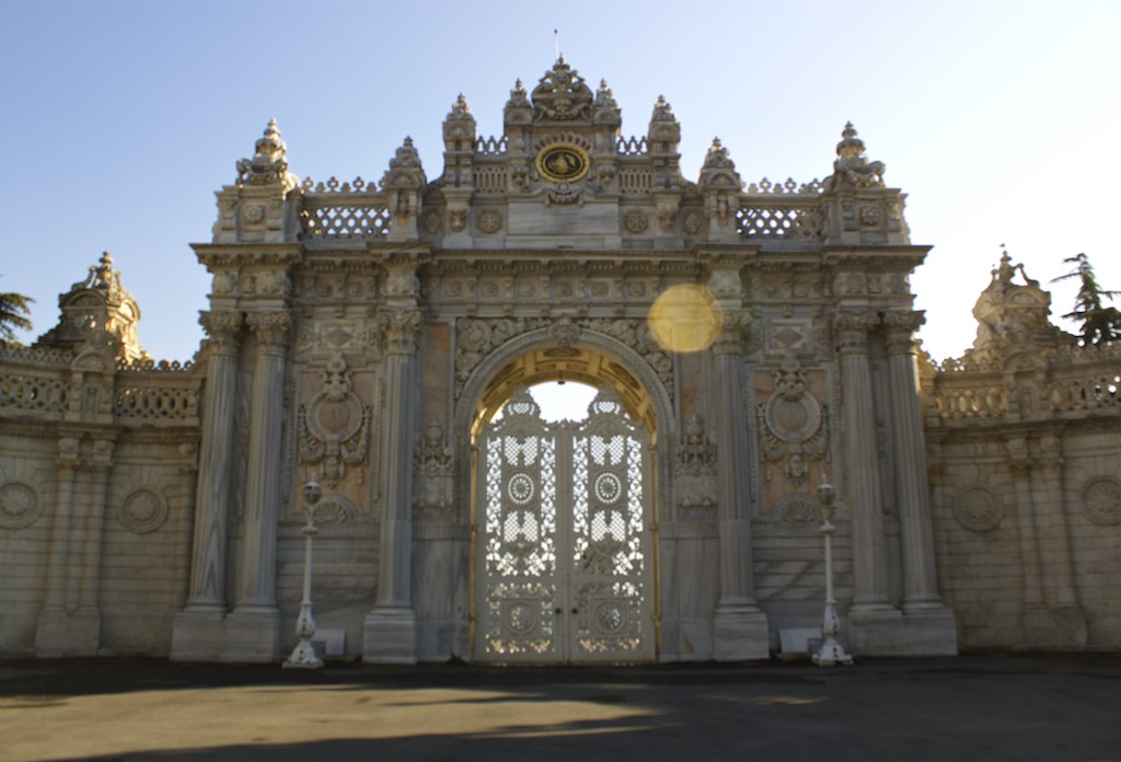 Do Canadians Need a Visa to Travel to Turkey -Dolmabahçe Palace
