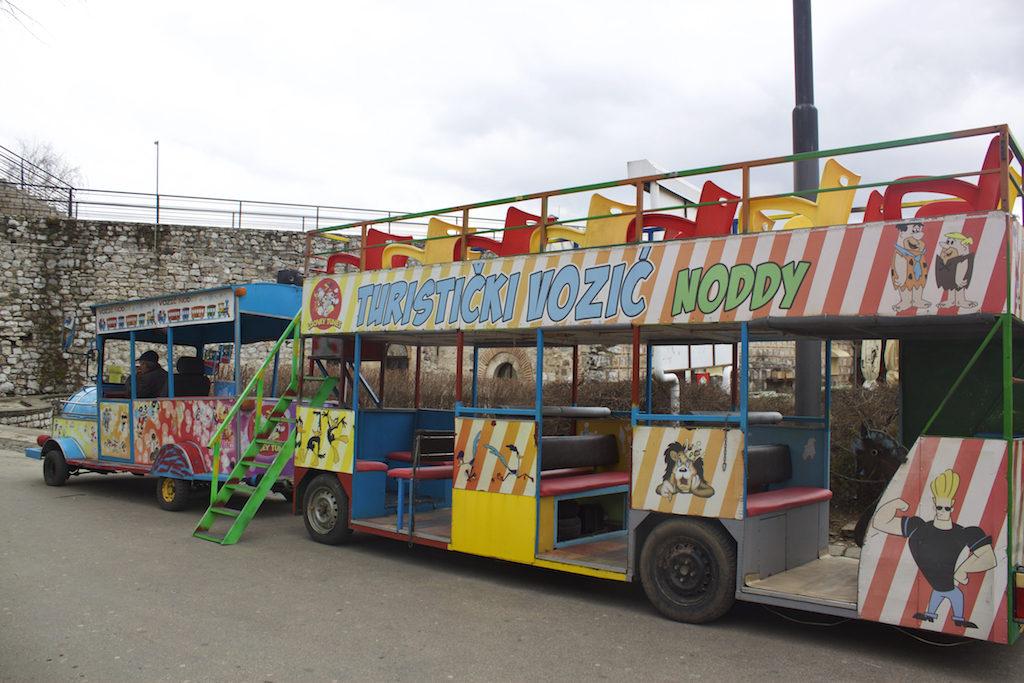 Visit Nis Serbia - Bus for Kids
