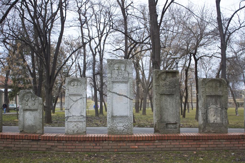 Visit Nis Serbia - Cemetery