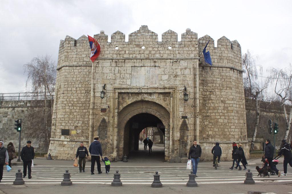 Visit Nis Serbia - Fortress Entrance