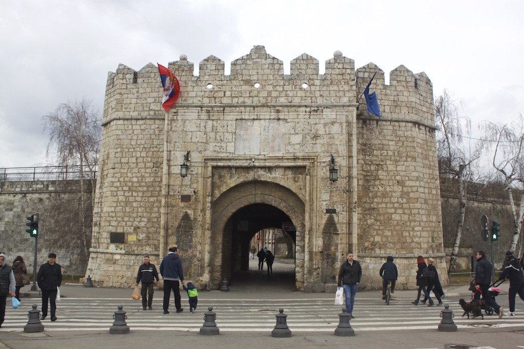 Visit Nis Serbia - Fortress Entrance