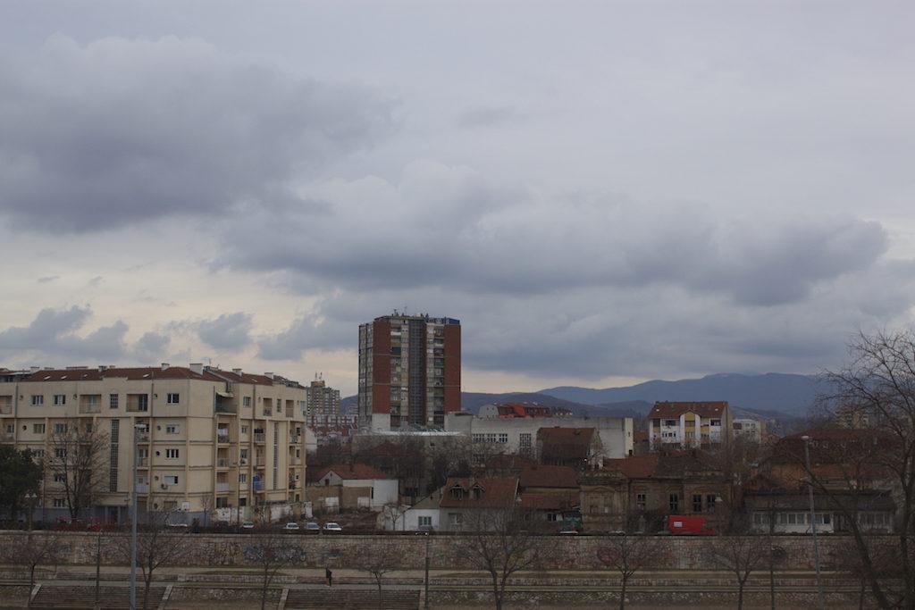 Visit Nis Serbia - Fortress Nis City Views