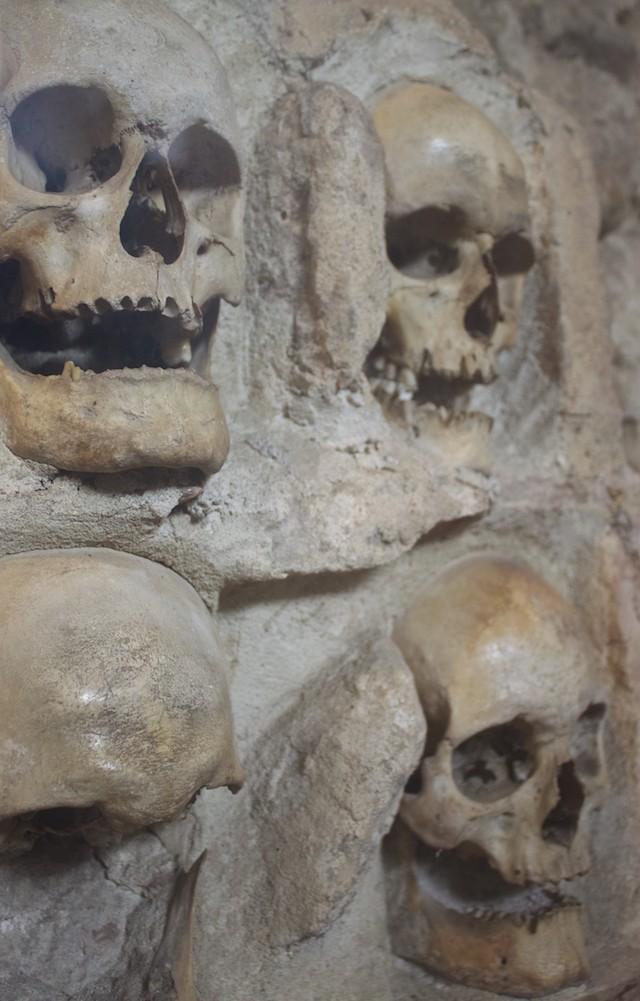 Visit Nis Serbia - Skull Tower Skulls Dead People