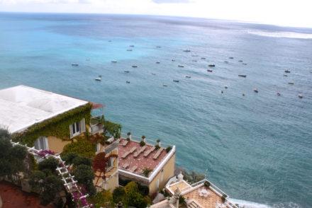 Amalfi Coast Photos - Positano Villas