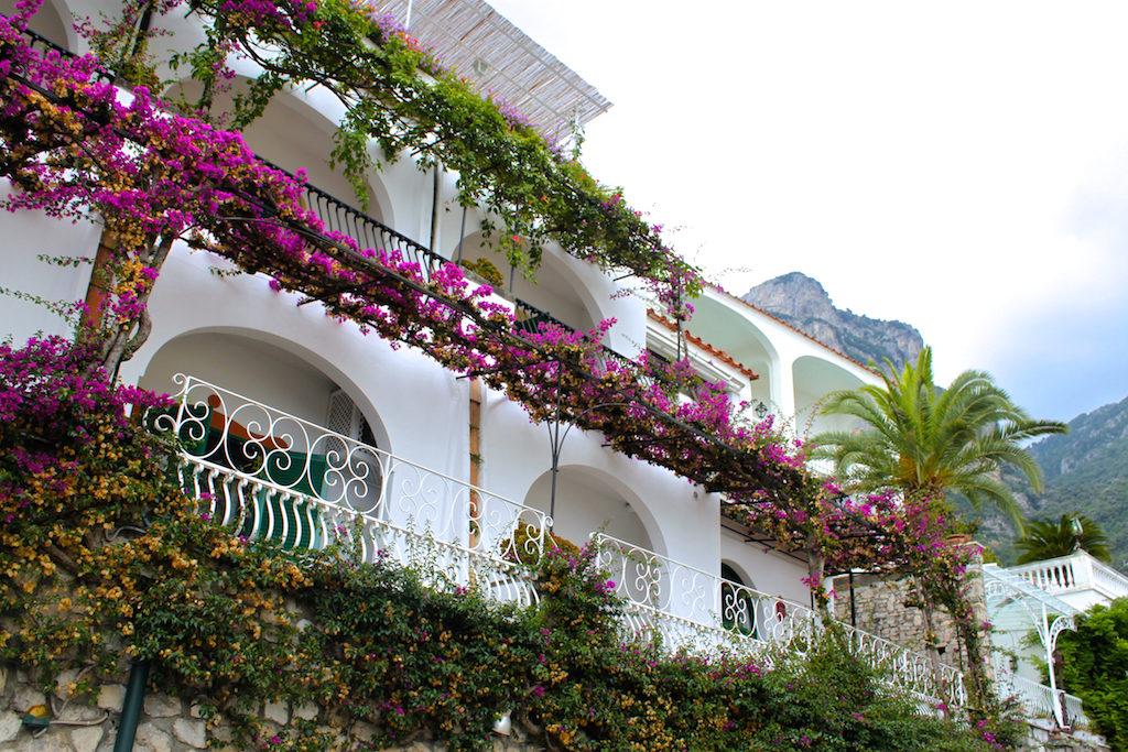 Amalfi Coast Photos - Positano Villas Hotel