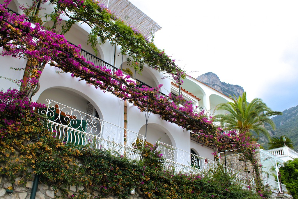 Amalfi Coast Photos - Positano Villas Hotel