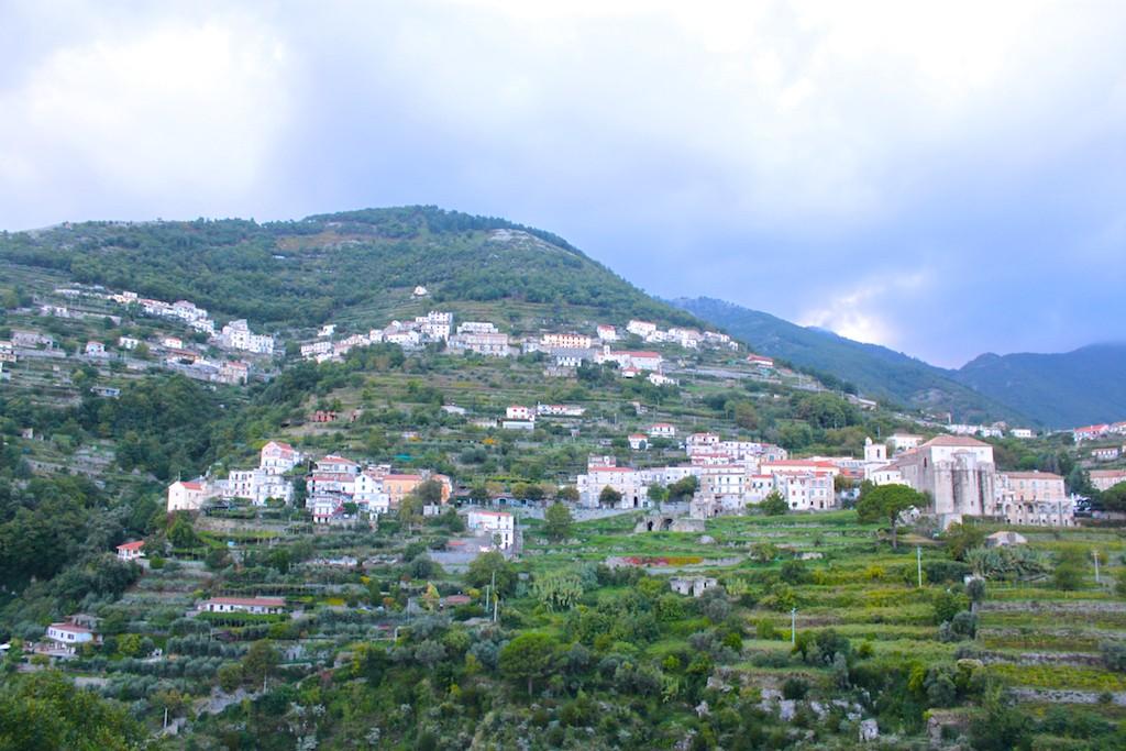 Amalfi Coast Photos - Ravello Mountain Views