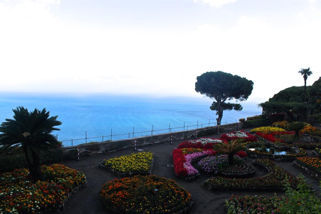 Amalfi Coast Photos - Villa Rufolo