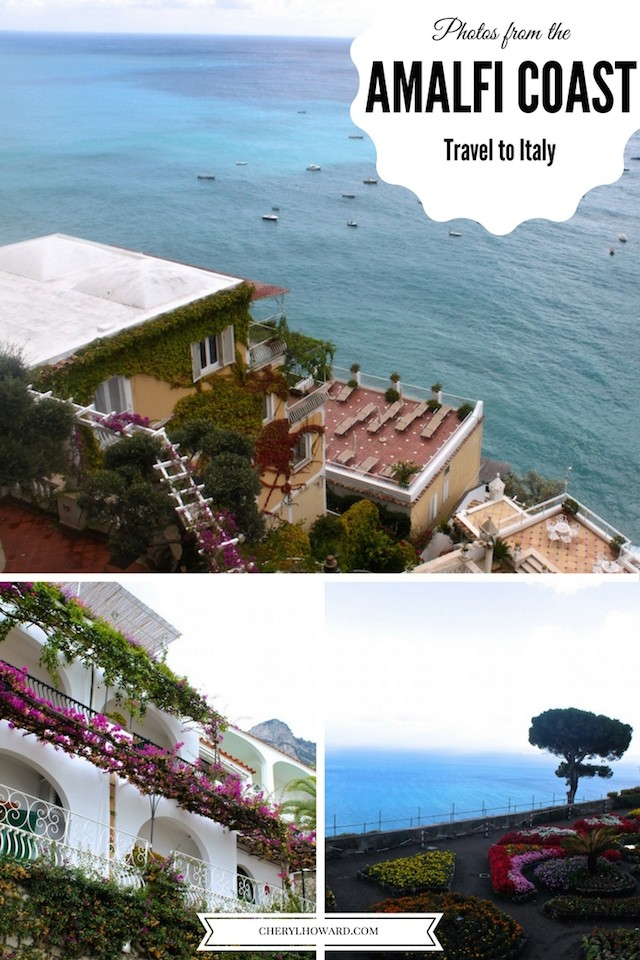 Amalfi Coast Photos