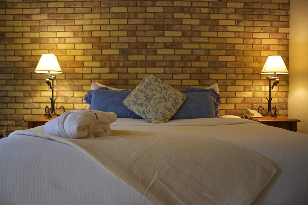 Benmiller Inn and Spa - Bed Closeup