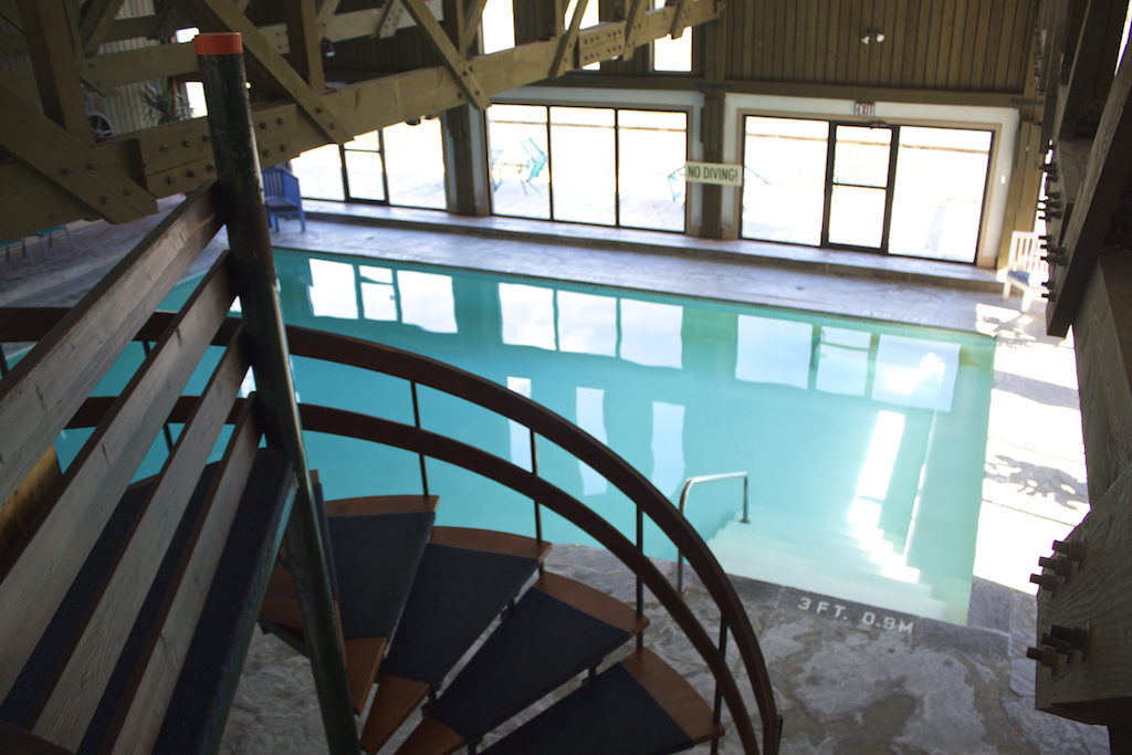 Benmiller Inn and Spa - Swimming Pool